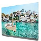 Traumhafte Mallorca-Bilder im Großformat 120x80cm, Cala