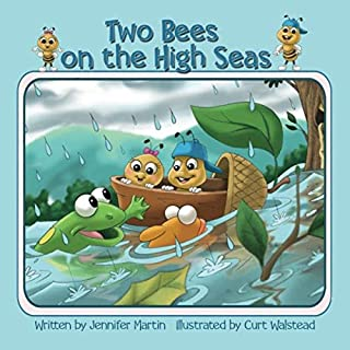Two Bees on the High Seas                   Written by:                                                                                                                                 Jennifer Martin                               Narrated by:                                                                                                                                 Jennifer Martin                      Length: 10 mins     Not rated yet     Overall 0.0