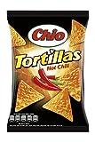 Chio Tortilla Chips Hot Chili, 125 g -