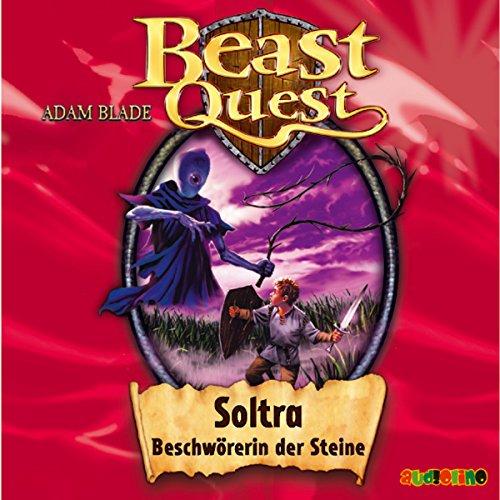 Soltra, Beschwörerin der Steine Titelbild