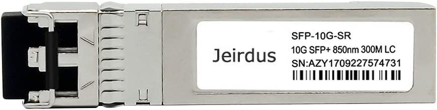 Jeirdus for Cisco SFP-10G-SR SFP+ Module SFP Great interest Transceiver 10Gb safety s