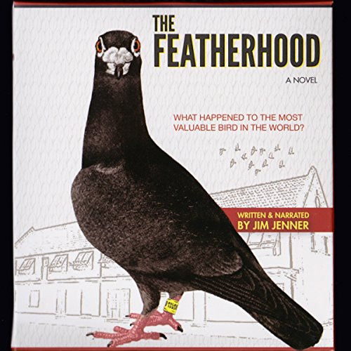 The Featherhood audiobook cover art