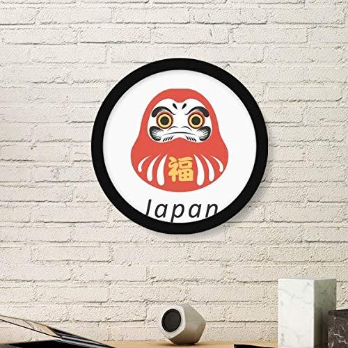 DIYthinker Traditionele Japanse Speciale Cashbox Ronde fotolijst Art Prints Van Schilderijen Thuis Muursticker Gift