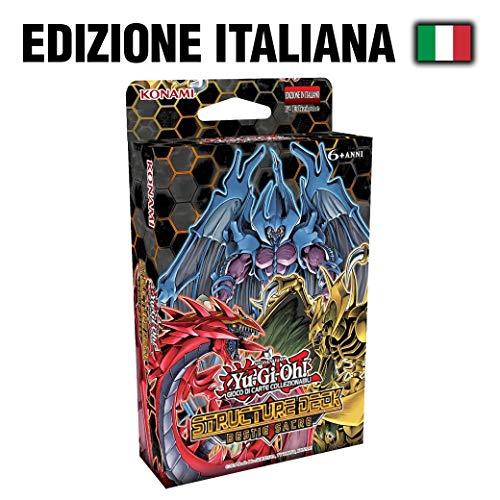 Fantàsia Yu-Gi-Oh! - Bestie Sacre - Structure Deck Italiano