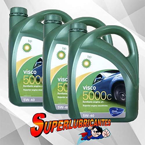 BP Visco 5000C 5W30 3x4L(12Litros)