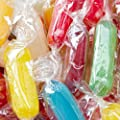 Assorted Rods Hard Candy 5LB Bag