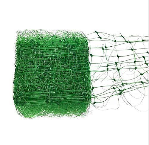 TQ Garten Grün Gemüse Pflanze Spalier Netting Support Netze Bean Plant Climbing Zaun Anti-Vogel-Netz wachsen,18m