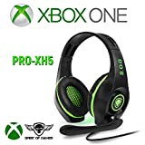 SPIRIT OF GAMER - Microauriculares Pro-SH5 para Xbox X y Xbox One/Stereo 2.0 / HP 40mm con...