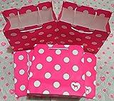 Victoria Secret Pink Party bolsas de regalo (Tamaño pequeño, 5unidades)