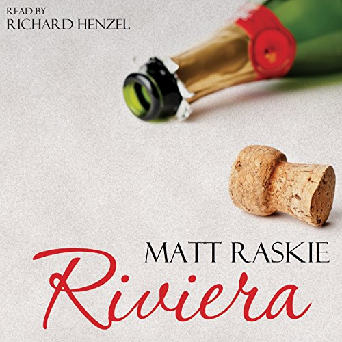 Riviera audiobook cover art
