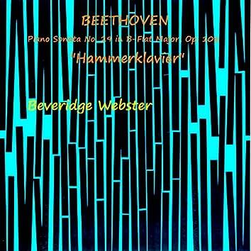 Beethoven - Hammerklavier