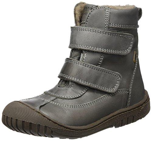 Bisgaard Bisgaard TEX boot 61016216, Unisex-Kinder Schneestiefel, Grau (400 Grey) 25
