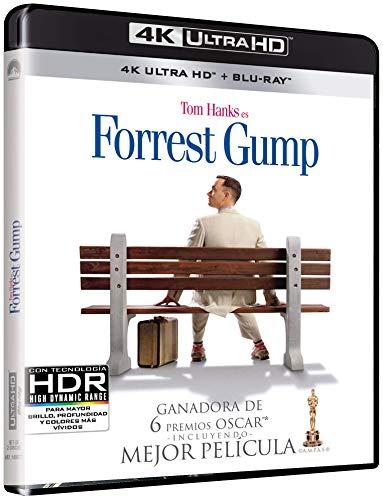 Forrest Gump 4K [Blu-ray]