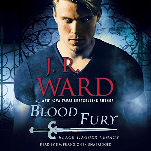 Blood Fury cover art