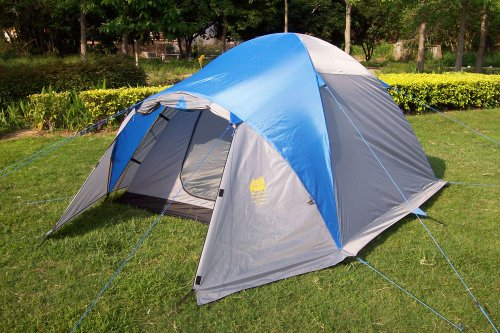 HIGH PEAK South Col - Best 3 person, 4-season winter backpacking tent