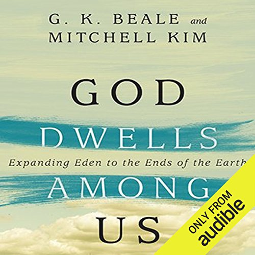 God Dwells Among Us audiobook cover art