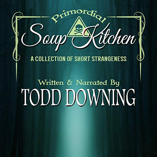 Primordial Soup Kitchen: A Collection of Short Strangeness Audiobook By Todd Downing cover art