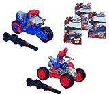 Hasbro A6282 - Vehículo Blast N Go Spiderman - Spiderman vehículos Blast Go 2 Modelos Diferentes*No se podrá Elegir Modelo., Juguetes Coches A Partir de 4 años