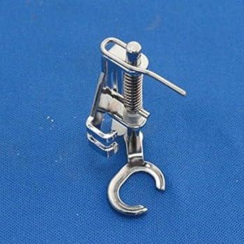 Tinksky Máquina de coser doméstica Open Toe Metal acolchado ...