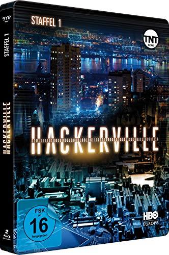 Produktbild von Hackerville - Die komplette Serie - [Blu-ray] Steelbook