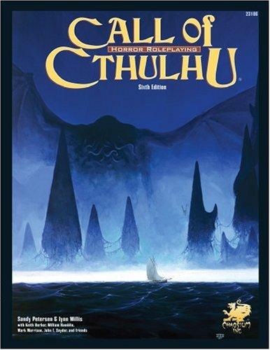 Call of Cthulhu (RPG Core Rulebook)
