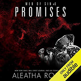 Promises                   Written by:                                                                                                                                 Aleatha Romig                               Narrated by:                                                                                                                                 Alexander Cendese,                                                                                        Savannah Peachwood                      Length: 10 hrs and 14 mins     1 rating     Overall 5.0