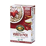Nature's Path Organic Instant Oatmeal, Variety Pack, 48 Packets (Pack of 6, 14 Oz Boxes)