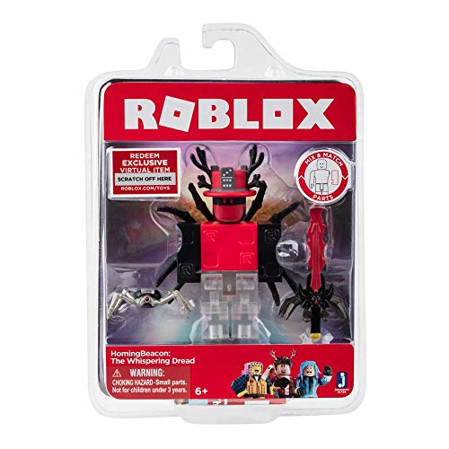 Roblox Figurine HOMEBEACON: The Whispering Dread HomingBeacon: The Whispering Dread Multicolored