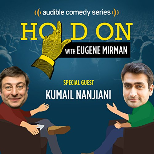 Kumail Nanjiani Plays the Name Game cover art