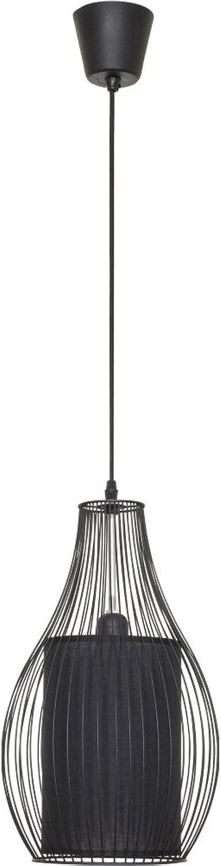 CAMILLA schwarz Deckenleuchte Deckenlampe Hngelampe