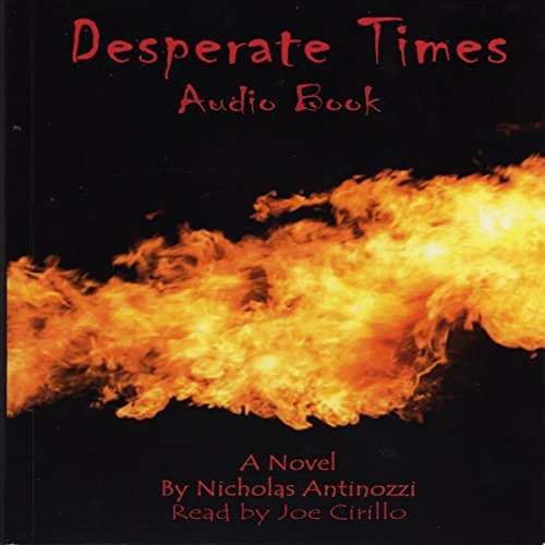 Desperate Times cover art