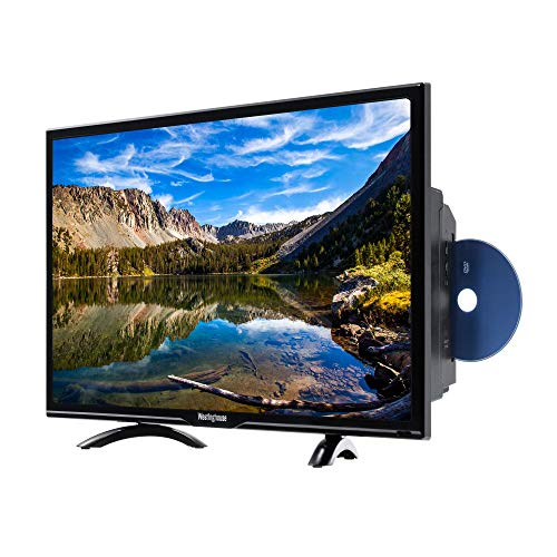 Westinghouse WD32HKB1001 32 inch Class DVD Combo LED HD TV (Renewed)