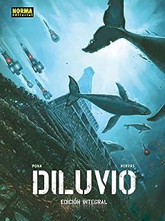DILUVIO. EDICION INTEGRAL (Comic Europeo (norma))