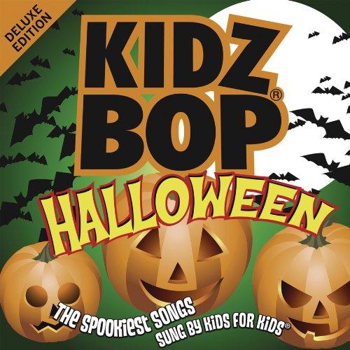 Kidz Bop Halloween [Deluxe]