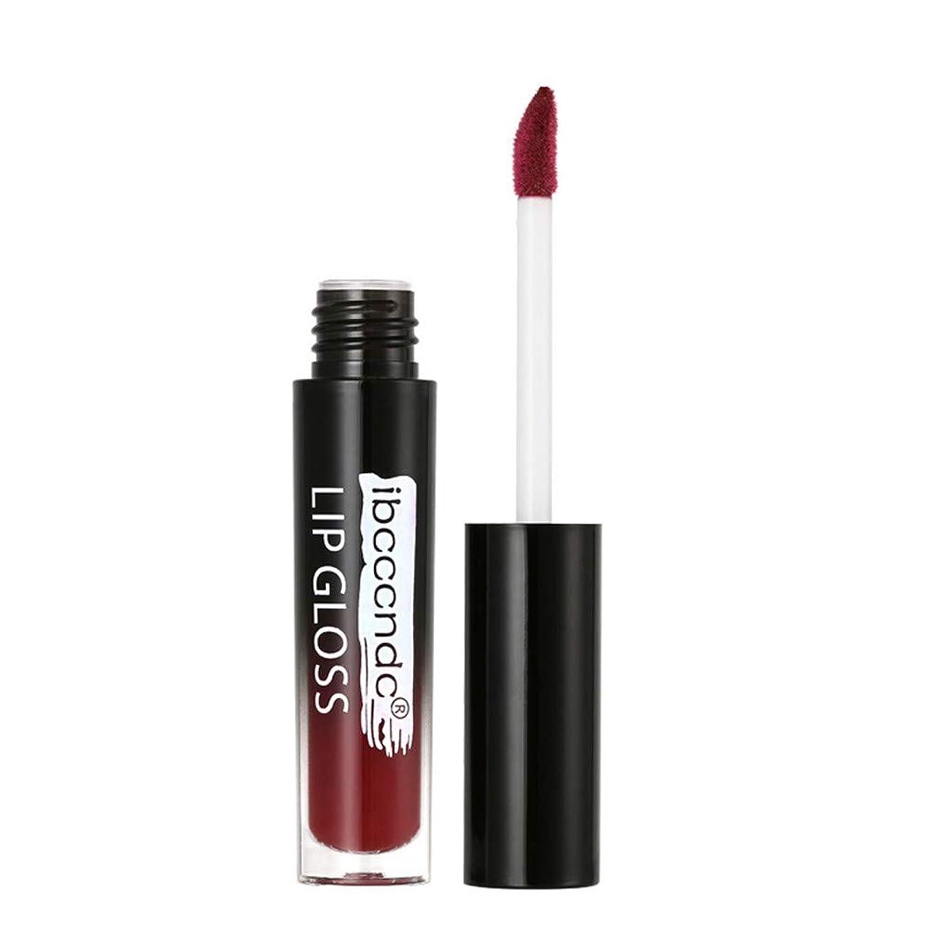 ジーンズ複雑汚れた口紅 液体 モイスチャライザー リップスティック リキッド 防水 リップバーム 化粧品 美容 リップクリーム メイク 唇に塗っっていつもよりセクシー魅力を与えるルージュhuajuan