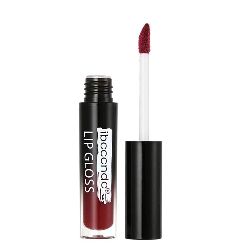 残るアルミニウムエジプト人口紅 液体 モイスチャライザー リップスティック リキッド 防水 リップバーム 化粧品 美容 リップクリーム メイク 唇に塗っっていつもよりセクシー魅力を与えるルージュhuajuan