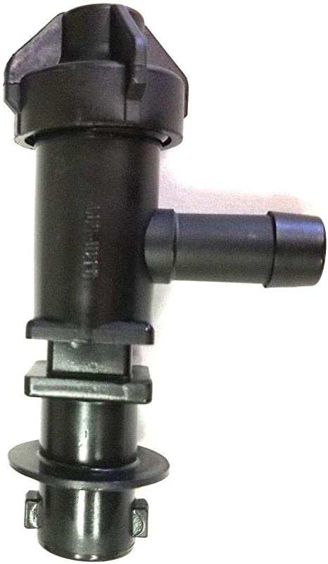 "19349-211-540-NYB Teejet 1//2/"" Single Barb Diaphragm Check Valve Nozzle Body"