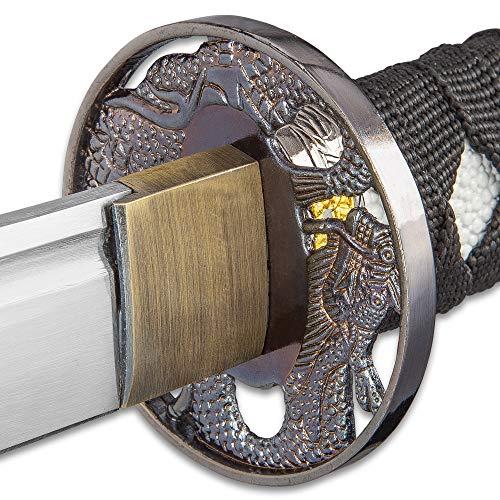 K EXCLUSIVE Japanese Odachi Samurai Sword