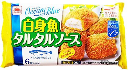 白身魚タルタルソース 4袋セット あけぼの マルハニチロ
