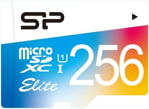 Silicon Power Elite 256 Gb Microsdxc Uhs Class Computer Zubehör