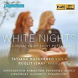 Impromptu for Viola & Piano, Op. 33 (I. Masurenko Version)