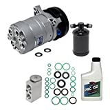 Pontiac Firebird A/C Expansion Valves & Orifice Tubes - Universal Air Conditioner KT 1107 A/C Compressor and Component Kit