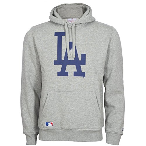 New Era Hoody - MLB Los Angeles Dodgers Gris