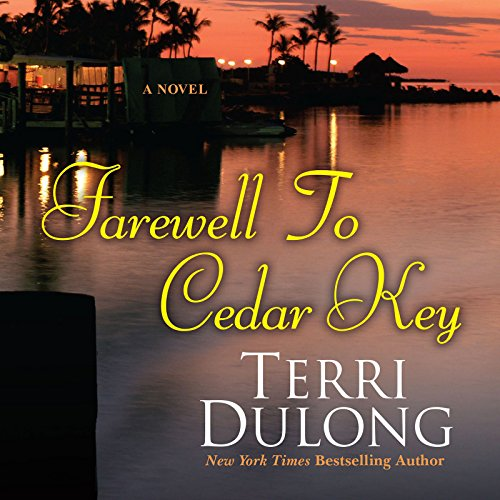 Farewell to Cedar Key audiobook cover art