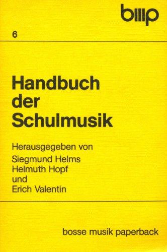 Neues Handbuch der Schulmusik