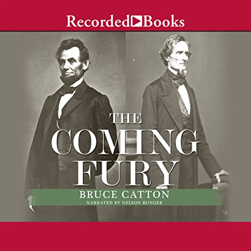 The Coming Fury audiobook cover art