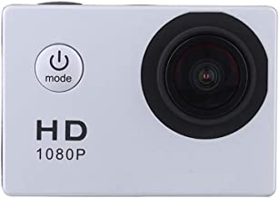 $79 » Waterproof Camera HD 1080P Sport Action Camera DVR Cam DV Video Camcorder (White)