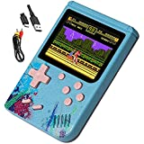 TangYang Spielkonsole Handheld-Spielekonsole für Kinder Erwachsene, 500 kostenlose Unterstützung...