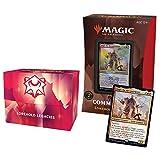 Magic The Gathering Strixhaven Commander Deck – Lorehold Legacies (Red-White)