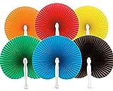GARGOLA.ES OPERADORES DIGITALES PAI PAI Surtido Colores (Lote DE 126 UND) Detalles de Boda o Regalos-Económicos y funcionales- Abanicos de Boda Baratos.